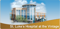 St. Luke's Hospital at the Vintage